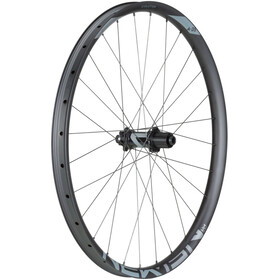 "NEWMEN Evolution SL A.35 Rueda trasera 29"" 12x142mm 6-Tornillos Shimano Gen2, black anodised/grey"